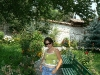 Добърско - в градината на църквата