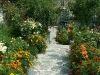 Добърско - градината на църквата