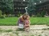 На Троянски Манастир с мама
