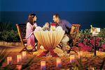 Романтична вечеря на свещи за двама