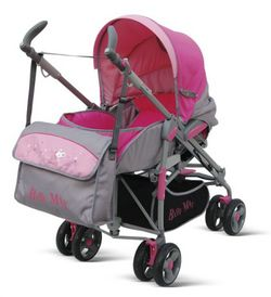Комбинирани Детски колички - 4 колела