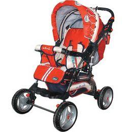 Комбинирани Детски колички модели на Мони и Маг Ингланд - 4 колела