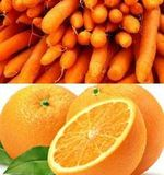 Моркови и портокали