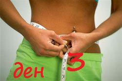 трети ден диета
