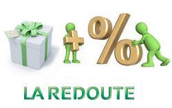 Комбинирани кодове за La Redoute