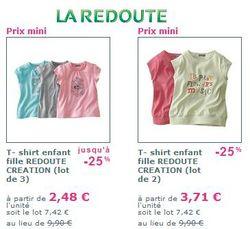 La Redoute - Онлайн дрехи