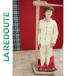 Размери на детски дрехи от La Redoute