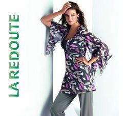 Размери на дамски дрехи от La Redoute