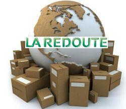 Получаване на пратка от La Redoute