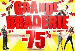 75% намаление на стоки от La Redoute