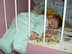 Как да отучим детето да спи при нас?
