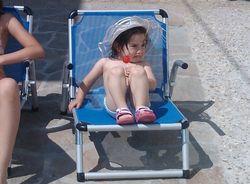 Слънчеви бани и водни игри