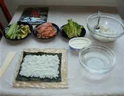 Ориз за суши - как се приготвя