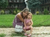Мама и Вики