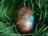 Боядисване на яйца с брилянтна боя